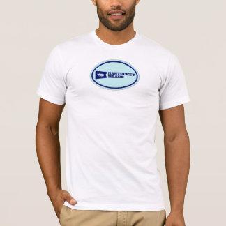 Nantucket Island. T-Shirt