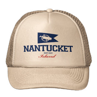 Nantucket Island. Trucker Hat