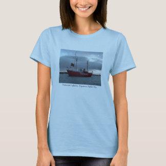Nantucket Lightship, Edgartown Harbor T-Shirt