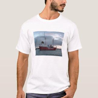 Nantucket Lightship, Edgartown MA T-Shirt. T-Shirt