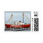 Nantucket Lightship--postage