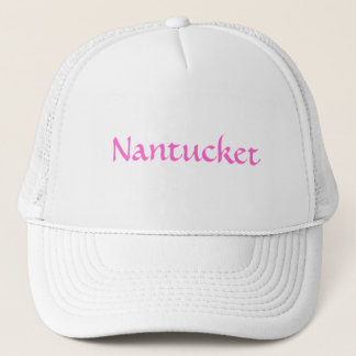 Nantucket, MA  Baseball Cap / Trucker Hat