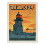 Nantucket, mA Tarjeta Postal