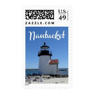 Nantucket, Mass Cape Cod Brant Point Lighthouse Postage