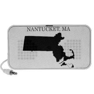 Nantucket Massachusetts iPhone Altavoz