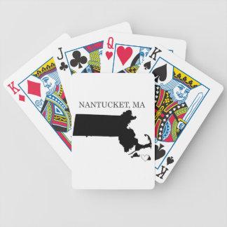 Nantucket Massachusetts Barajas De Cartas