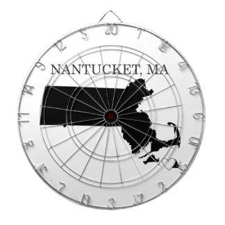 Nantucket Massachusetts Tabla Dardos