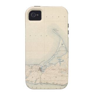 Nantucket, Massachusetts Vibe iPhone 4 Carcasas