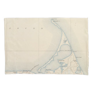 Nantucket, Massachusetts Funda De Cojín