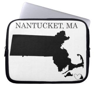 Nantucket Massachusetts Fundas Portátiles