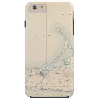 Nantucket, Massachusetts Funda Resistente iPhone 6 Plus