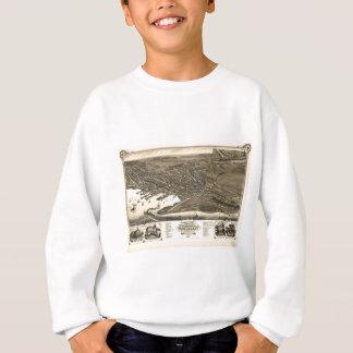 Nantucket, Massachusetts in 1881 Sweatshirt