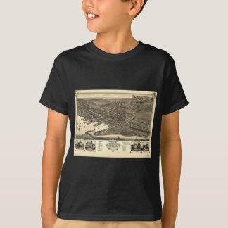 Nantucket, Massachusetts in 1881 T-Shirt