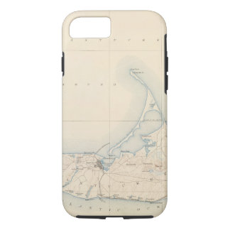 Nantucket, Massachusetts iPhone 8/7 Case
