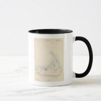 Nantucket, Massachusetts Mug