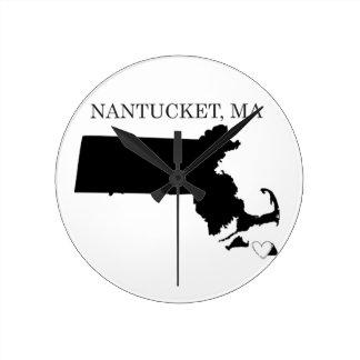 Nantucket Massachusetts Relojes
