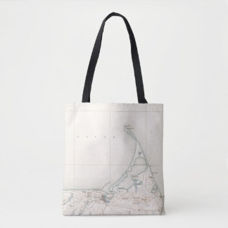Nantucket, Massachusetts Tote Bag