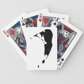Nantucket Nautical Bicycle Playing Cards