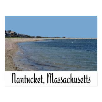 Nantucket, postal de Massachusetts Cape Cod