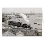 Nantucket Railroad Cards