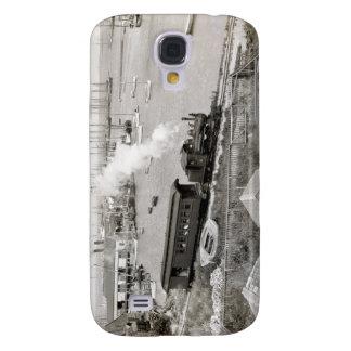 Nantucket Railroad Galaxy S4 Cases