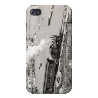 Nantucket Railroad iPhone 4/4S Cover