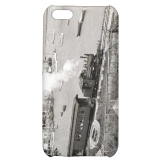 Nantucket Railroad Case For iPhone 5C