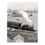 Nantucket Railroad Postcards