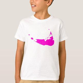 Nantucket rosado playera