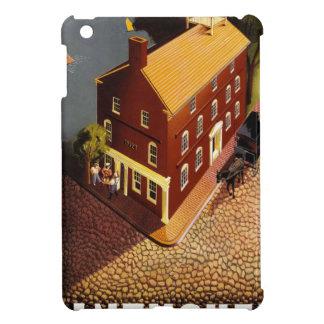 Nantucket. The New Haven Railroad Case For The iPad Mini