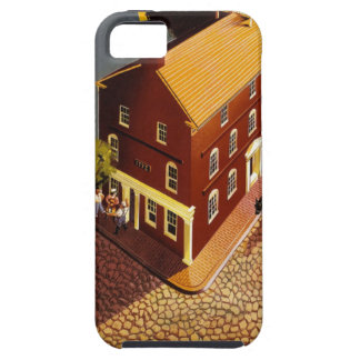 Nantucket. The New Haven Railroad iPhone SE/5/5s Case