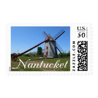 Nantucket Windmill, Cape Cod Massachusetts - USA Postage