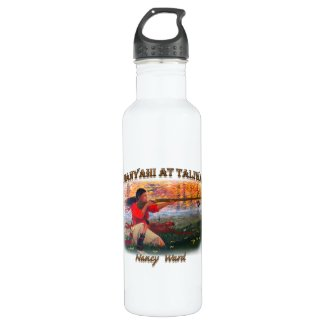 Nanyahi and the Legend of Nancy Ward Stainless Steel Water Bottle