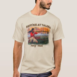 Nanyahi and the Legend of Nancy Ward T-Shirt