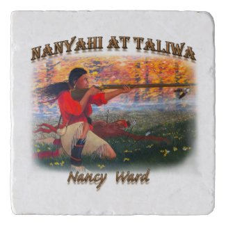 Nanyahi and the Legend of Nancy Ward Trivet