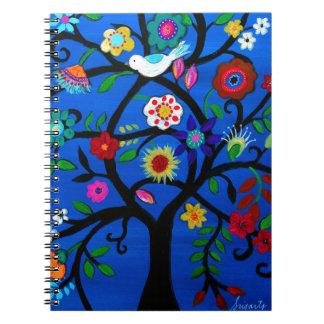 NAOMI'S TREE OF LIFE NOTEBOOK