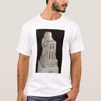 Naophorous statue of the royal scribe, Seti T-Shirt