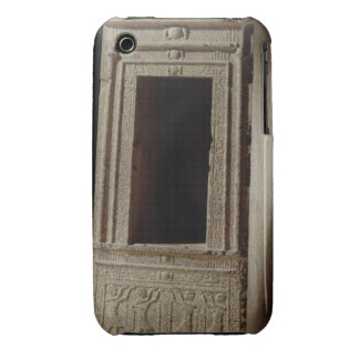 Naos chapel dedicated to the goddess Isis by Ptole iPhone 3 Case-Mate Case