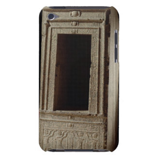 Naos chapel dedicated to the goddess Isis by Ptole iPod Touch Case