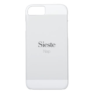 Nap. iPhone 8/7 Case