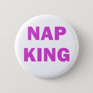 Nap King Button