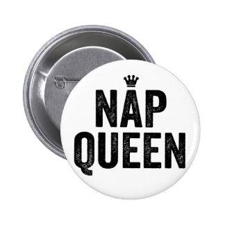 nap queen girls sleep sleepy fashion funny tumblr pinback button