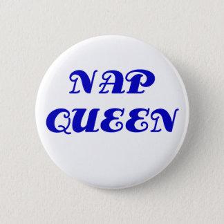 Nap Queen Pinback Button