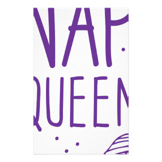 nap queen stationery