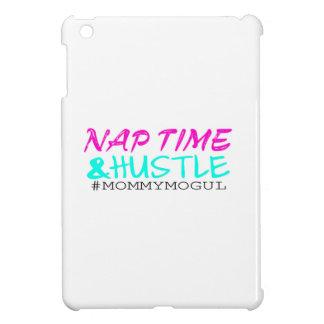 Nap Time and Hustle #MommyMogul iPad Mini Cases