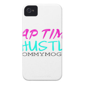 Nap Time and Hustle #MommyMogul iPhone 4 Case-Mate Cases