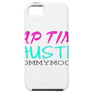 Nap Time and Hustle #MommyMogul iPhone SE/5/5s Case