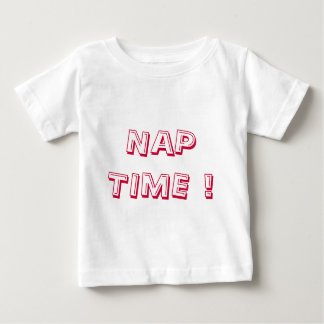 nap time ! baby appareal baby T-Shirt