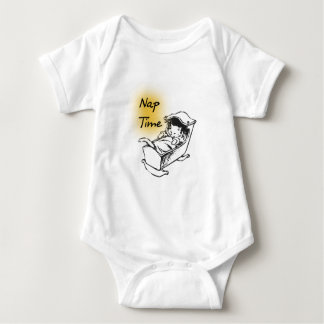 Nap Time Cradle Kitty Tee Shirt