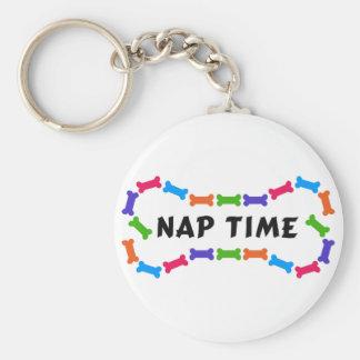NAP TIME KEY CHAINS